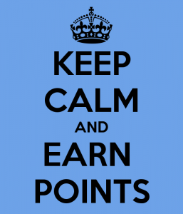 keep-calm-and-earn-points