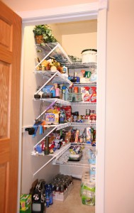 Residential-pantry
